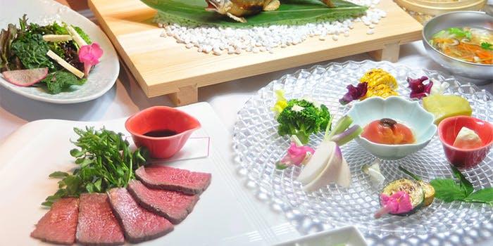 那須高原の食卓 なすの屋 銀座 6枚目の写真