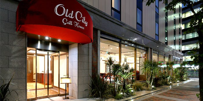 オールド シティー グリルハウス/芝パークホテル151 1枚目の写真