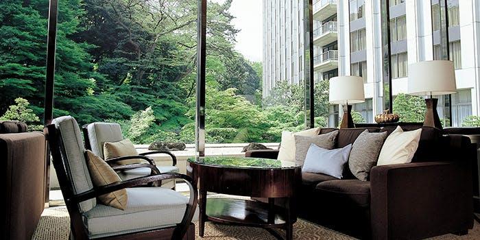 ロビーラウンジ バンブー/シェラトン都ホテル東京