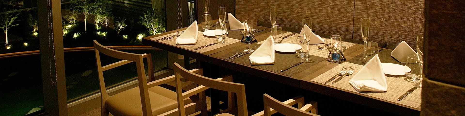 銀座三越 レストラン