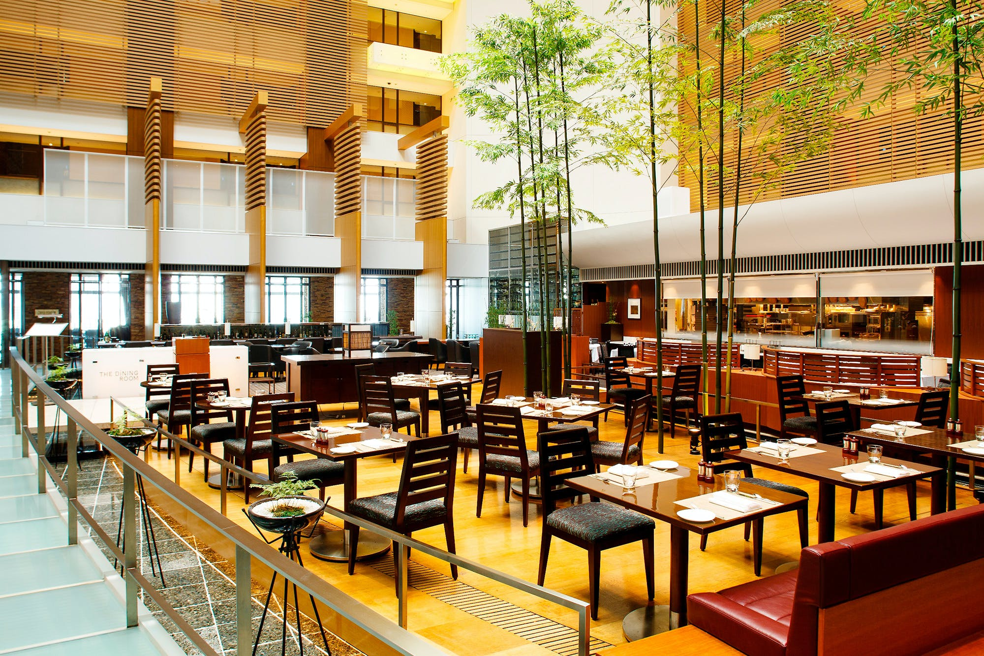 THE DINING ROOM/ ストリングスホテル東京インターコンチネンタル