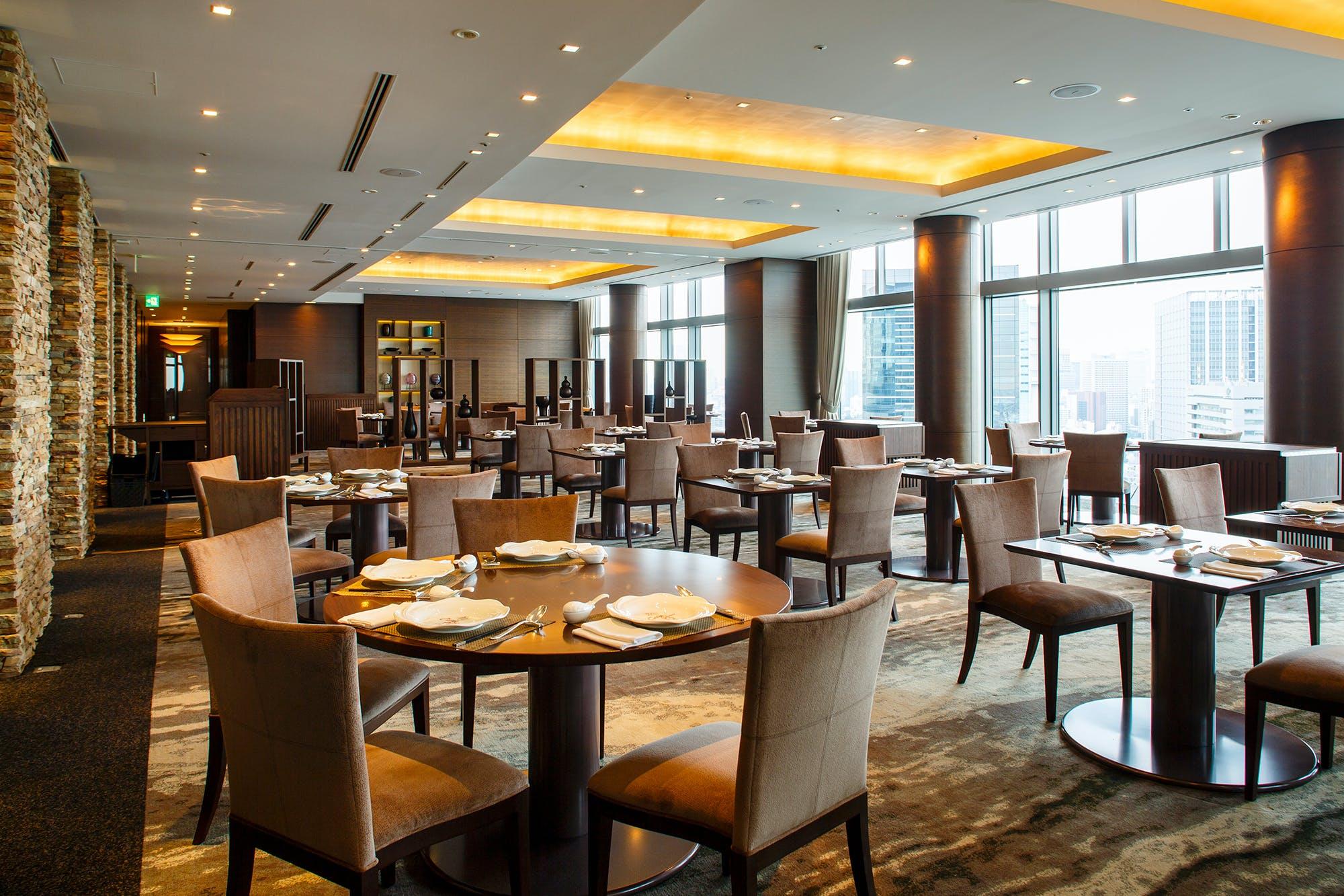 CHINA SHADOW/ストリングスホテル東京インターコンチネンタル