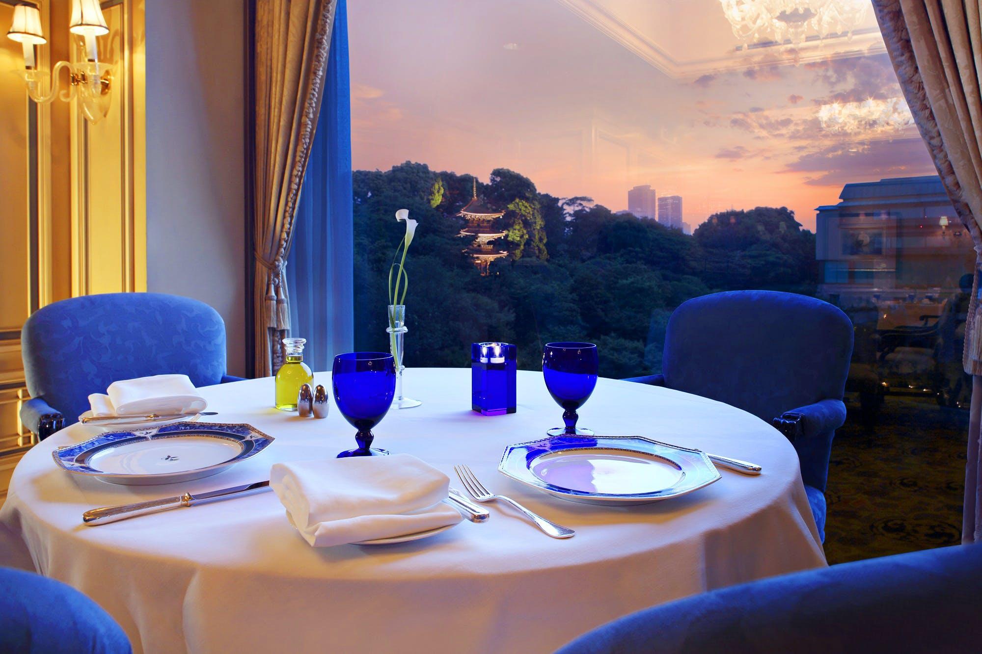 イタリア料理 イル・テアトロ/ホテル椿山荘東京