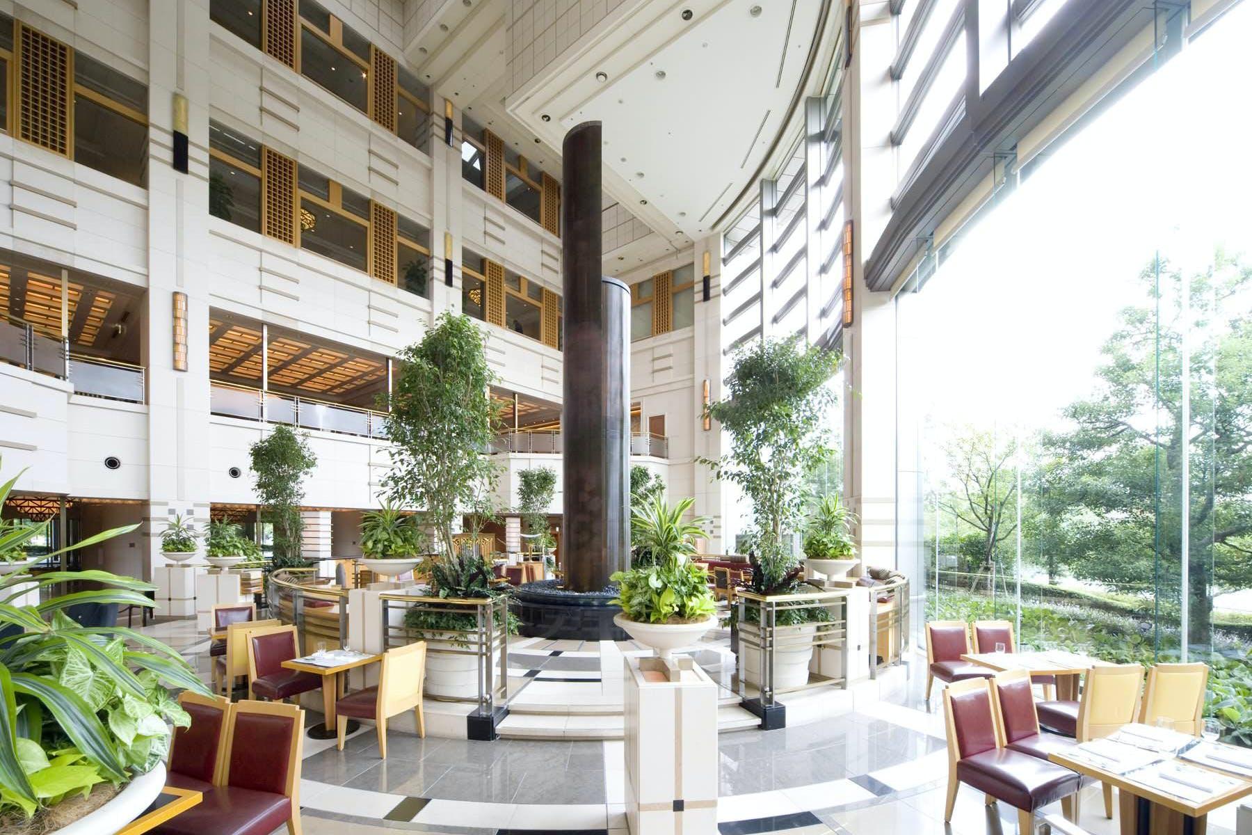ザ パーク 帝国ホテル大阪内