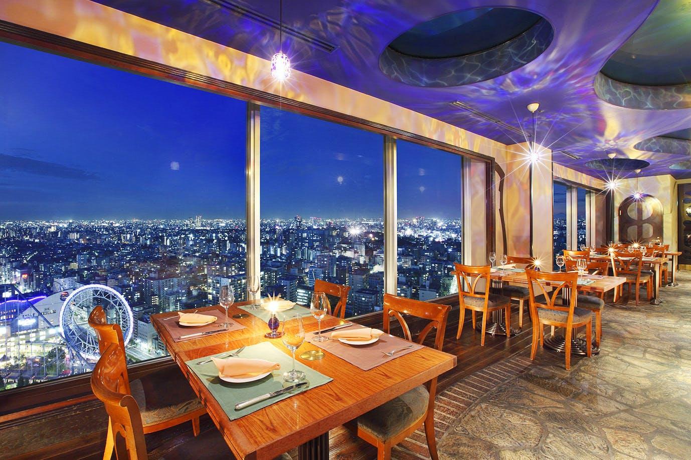 アーティスト カフェ/東京ドームホテル43F