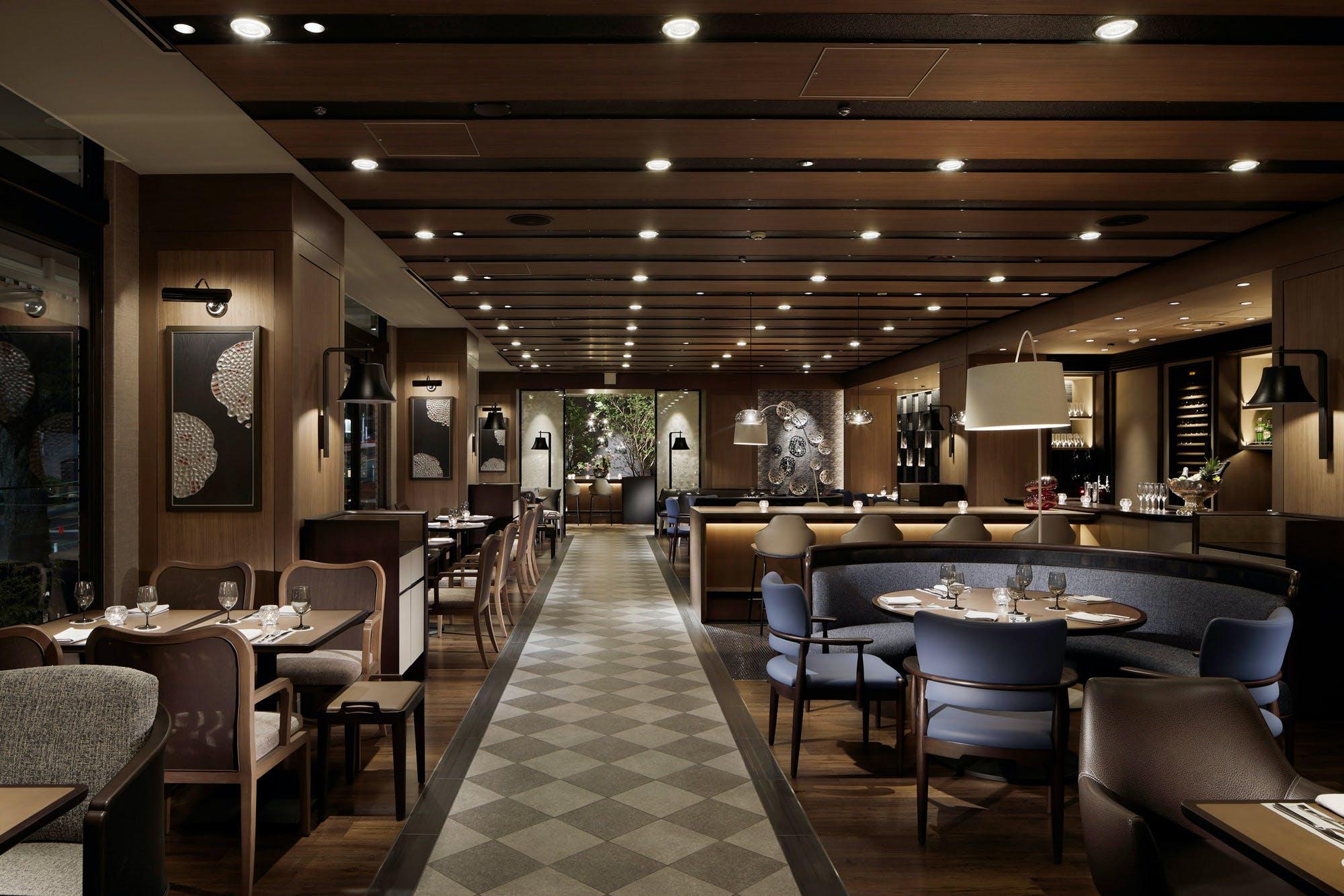 レストラン マルモラーダ/グランドプリンスホテル新高輪