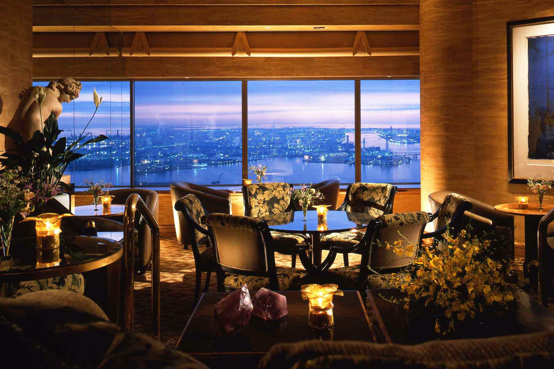 シリウス/横浜ロイヤルパークホテル 70階