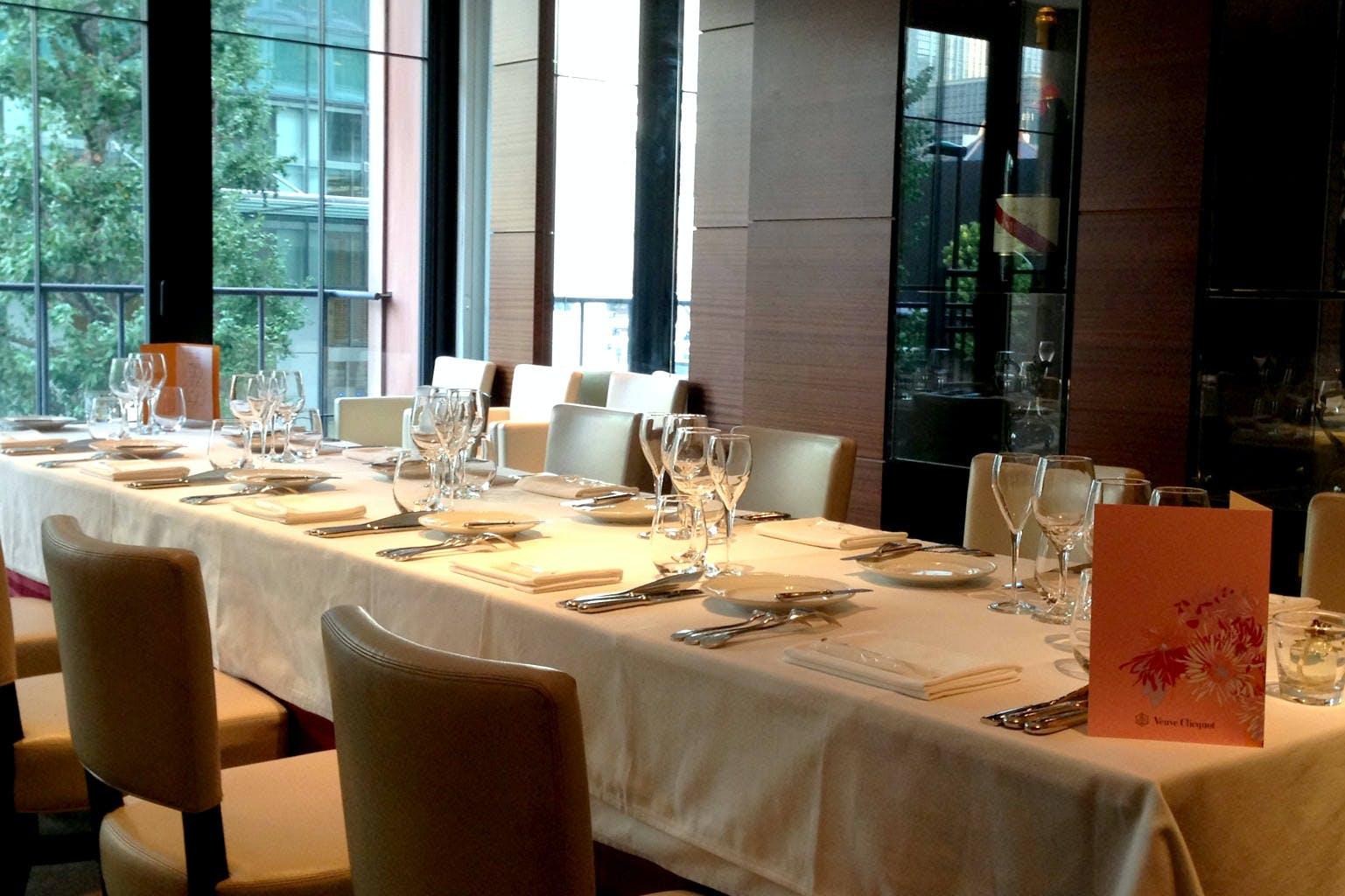 Restaurant Maison Barsac (メゾン バルサック)【2F】