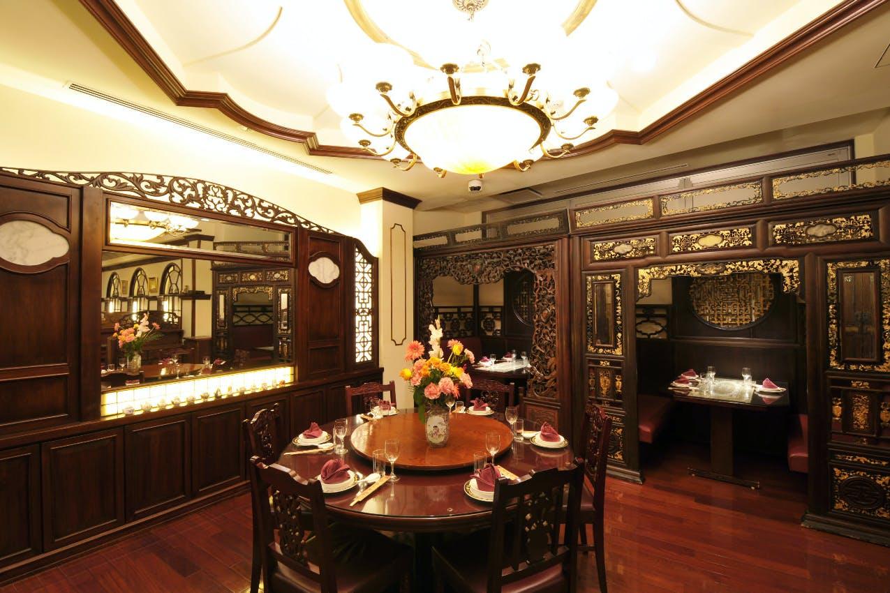上海料理 状元樓
