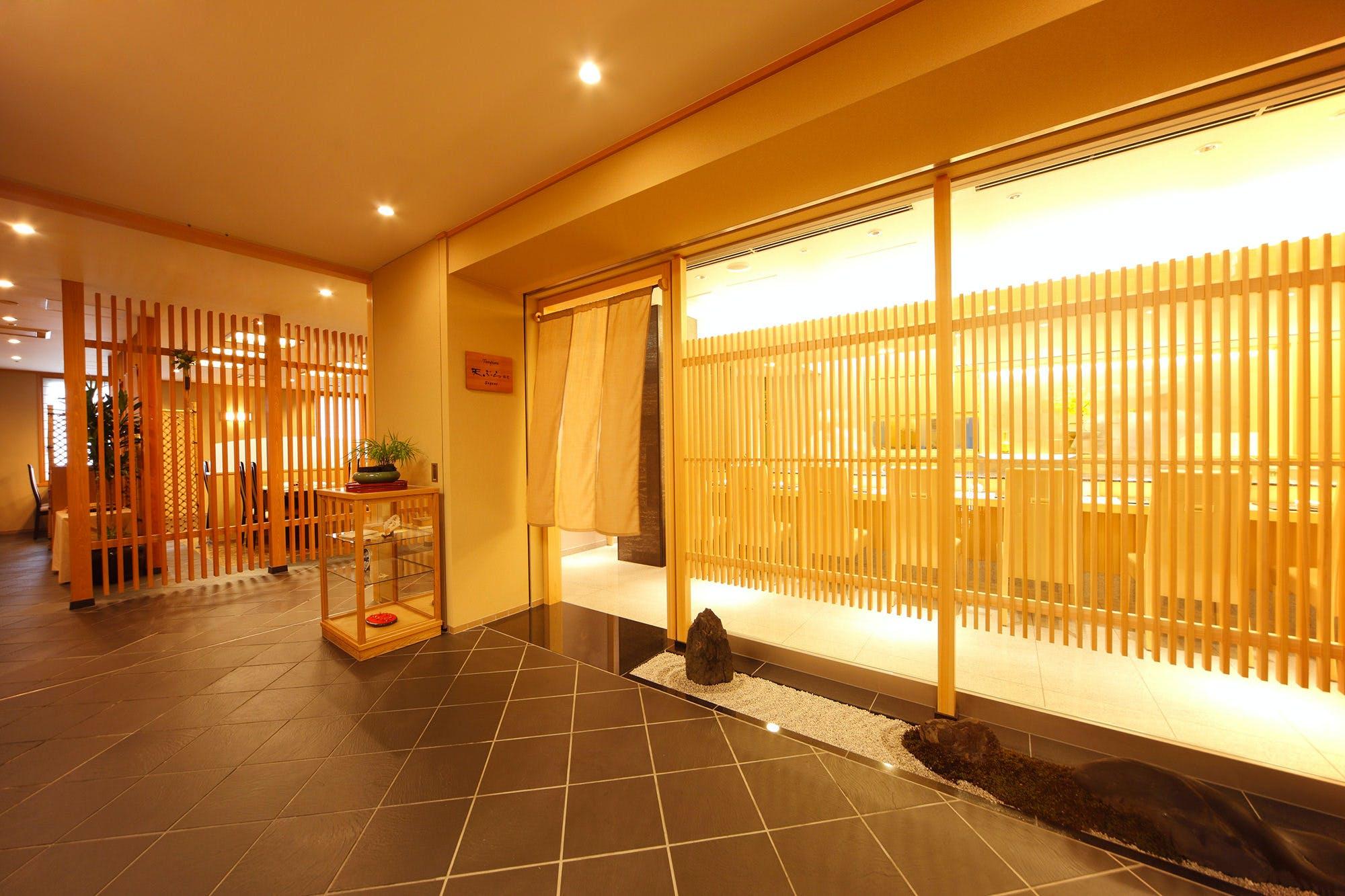 日本料理・天ぷら割烹 嵯峨野/ホテル日航プリンセス京都