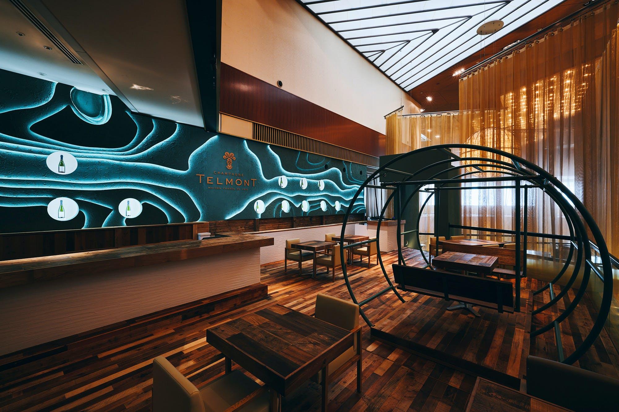 シャンパン・バー/ANAインターコンチネンタルホテル東京