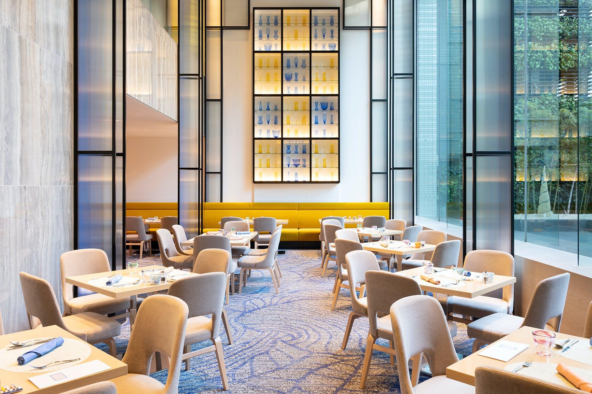カフェ イン ザ パーク/ANAクラウンプラザホテル大阪