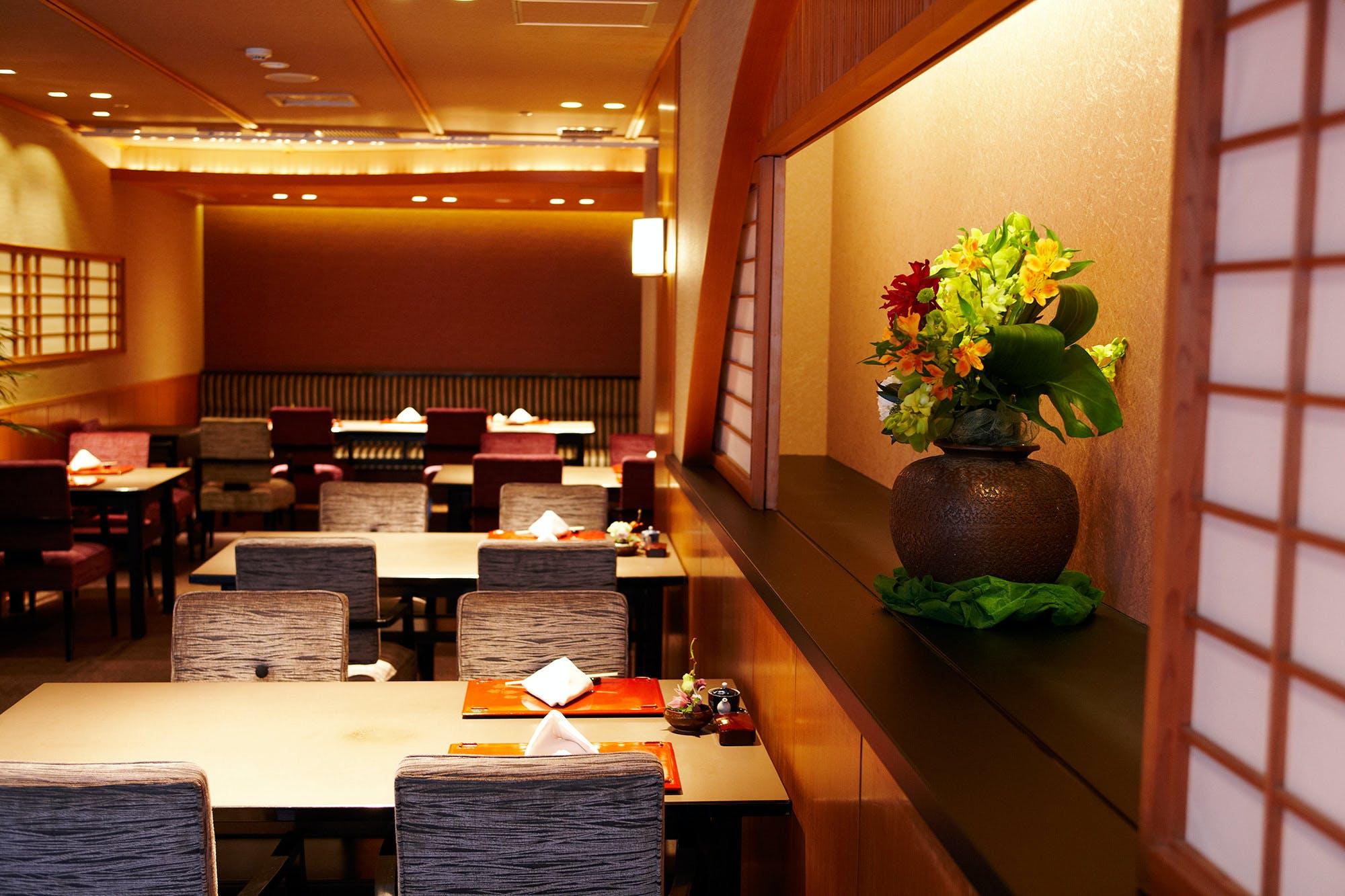 京料理 嵐亭/京都センチュリーホテル