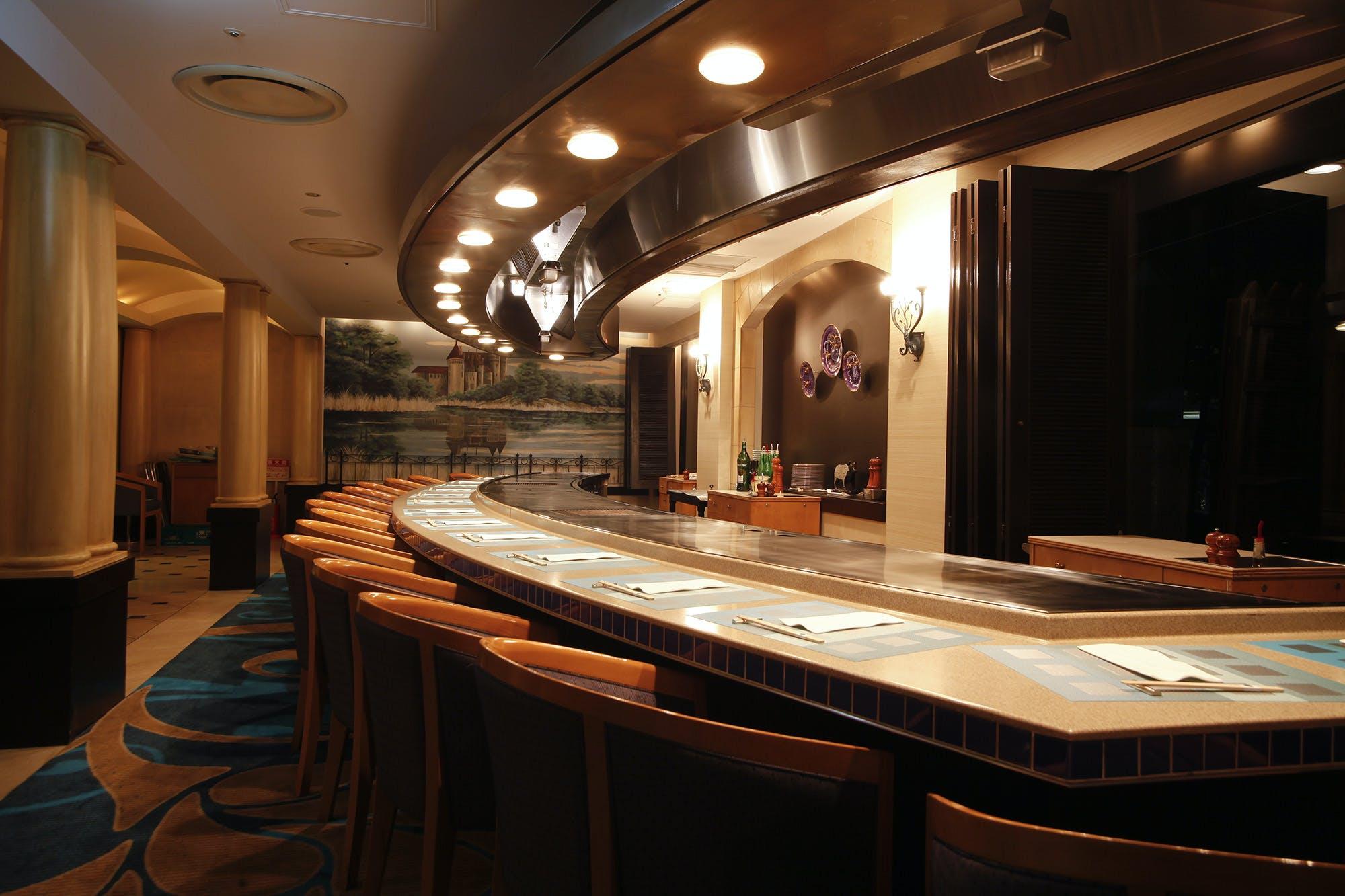 鉄板焼 ボヌール/京都センチュリーホテル