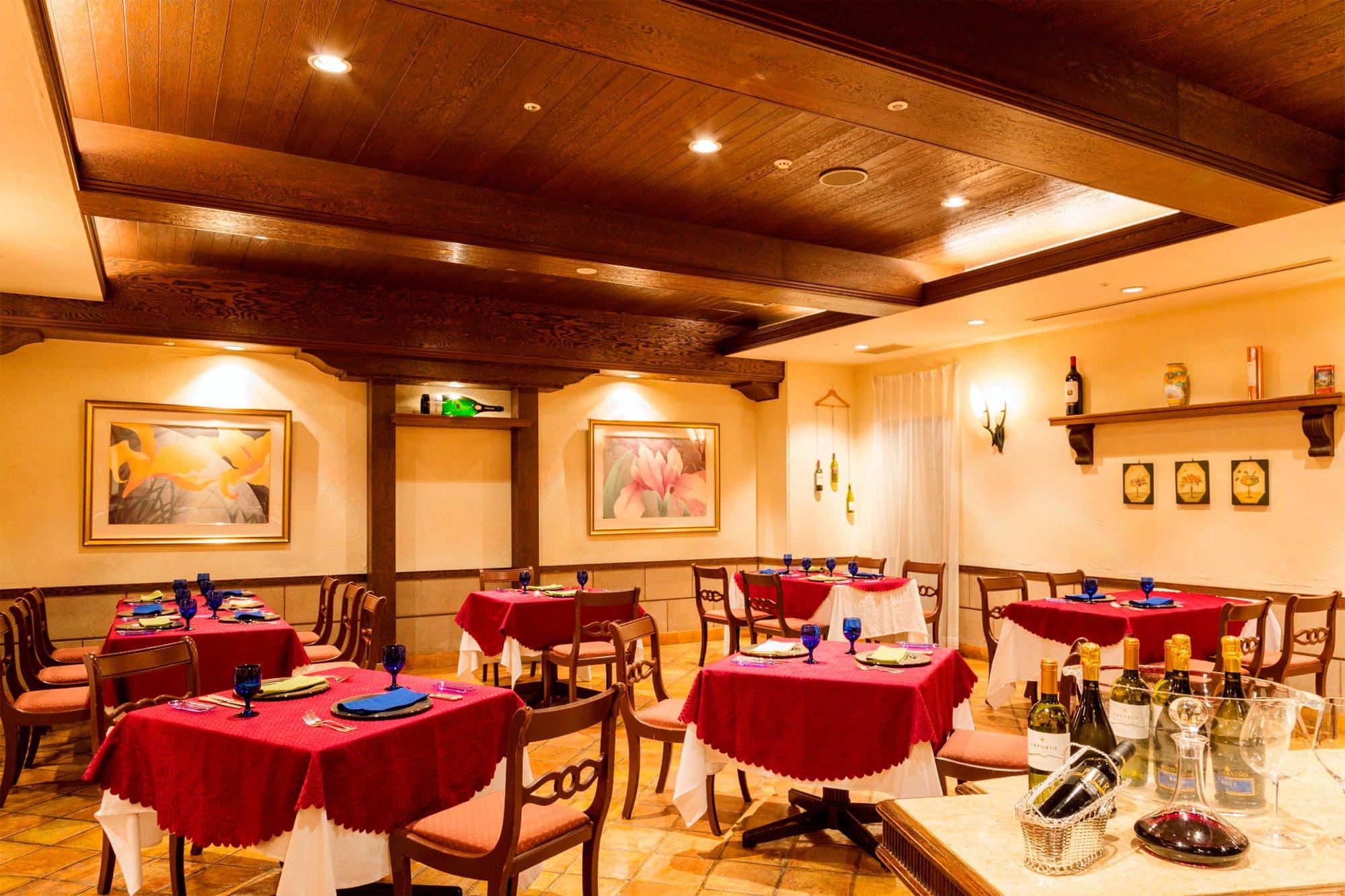 イタリアンレストラン ラ プリマ/ホテル・アゴーラ リージェンシー堺