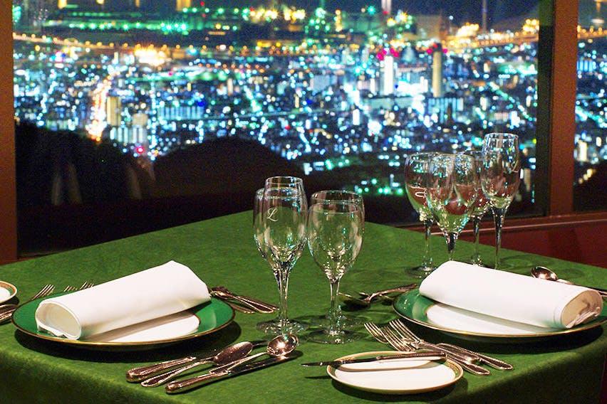スカイレストラン レトワール/六甲山ホテル