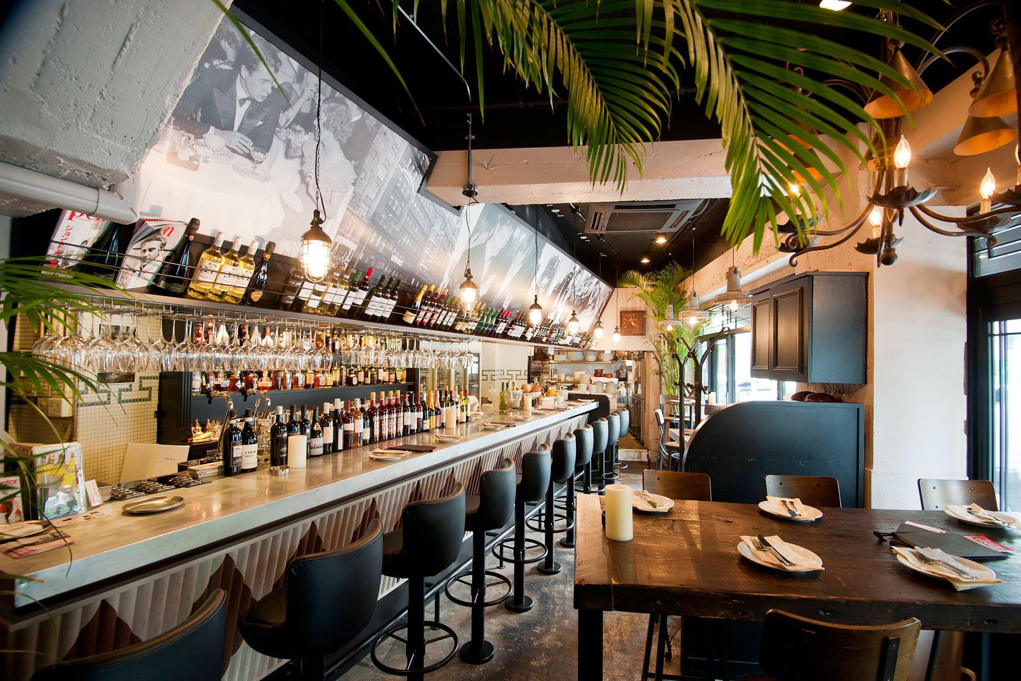 bar,restaurant DEMODE6