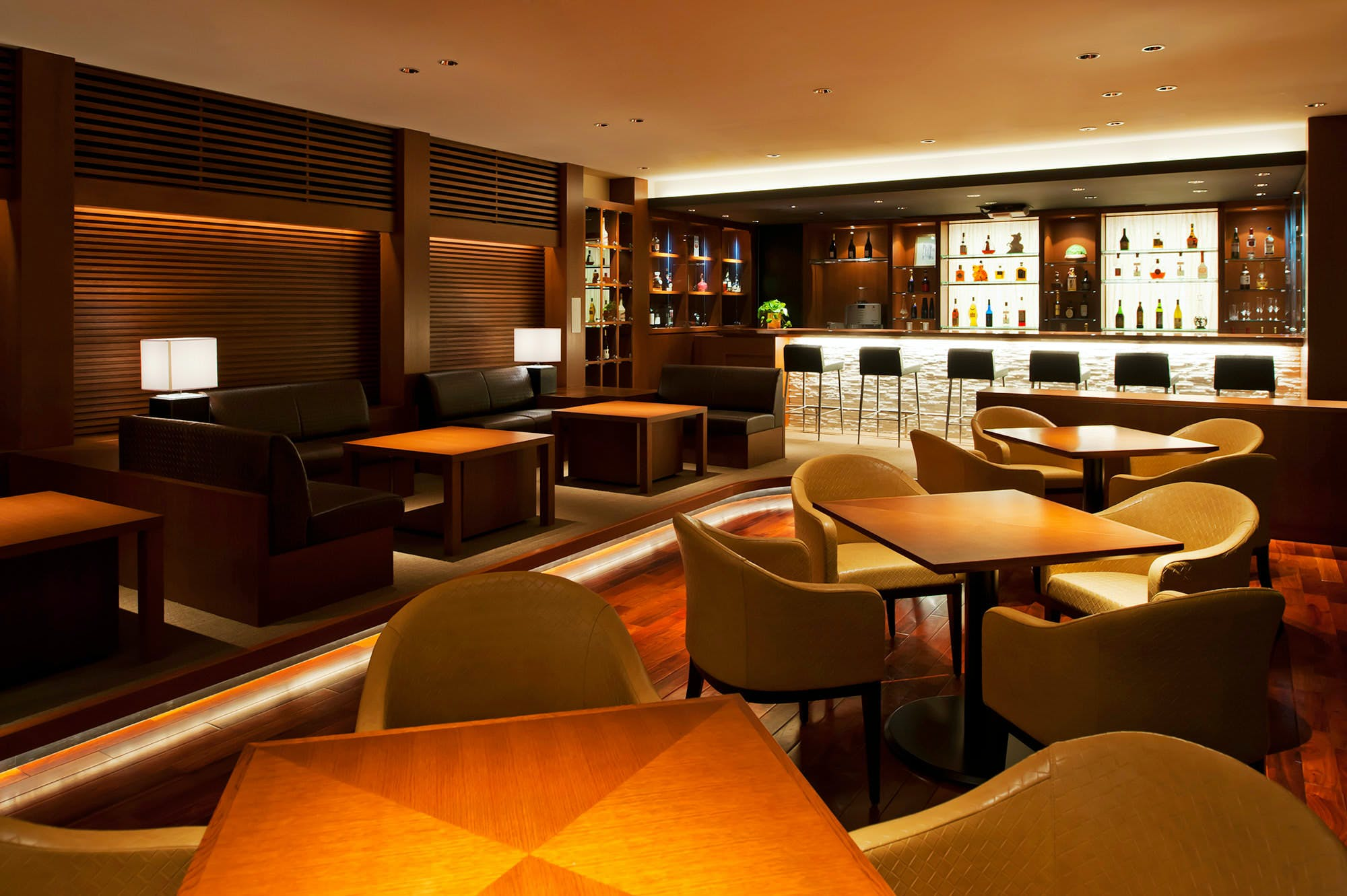 Cafe & Bar 結庵/目黒雅叙園