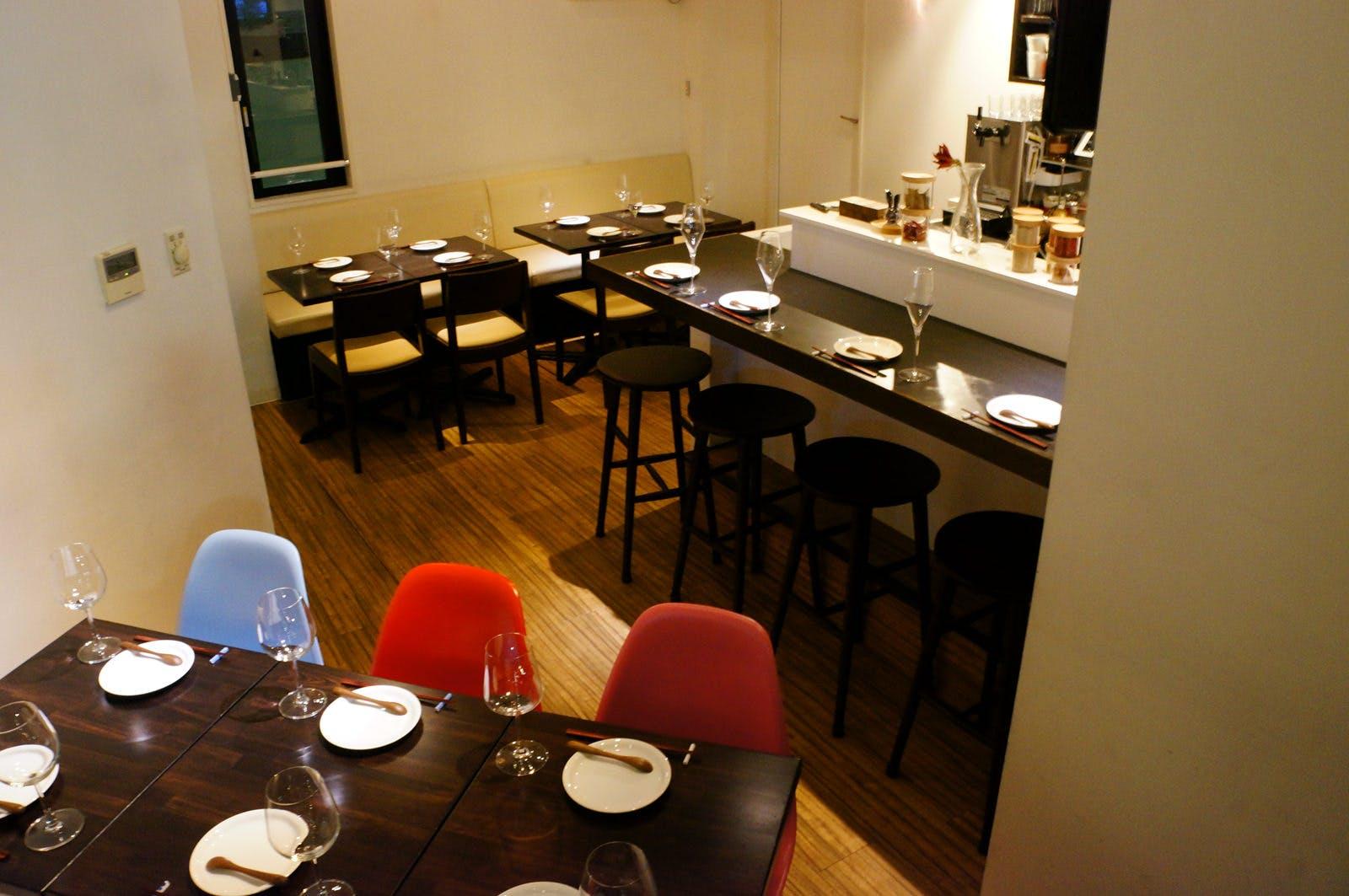 5th cafe Udagawa