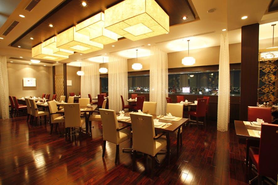 ホテルオークラレストラン 中国料理 桃花林