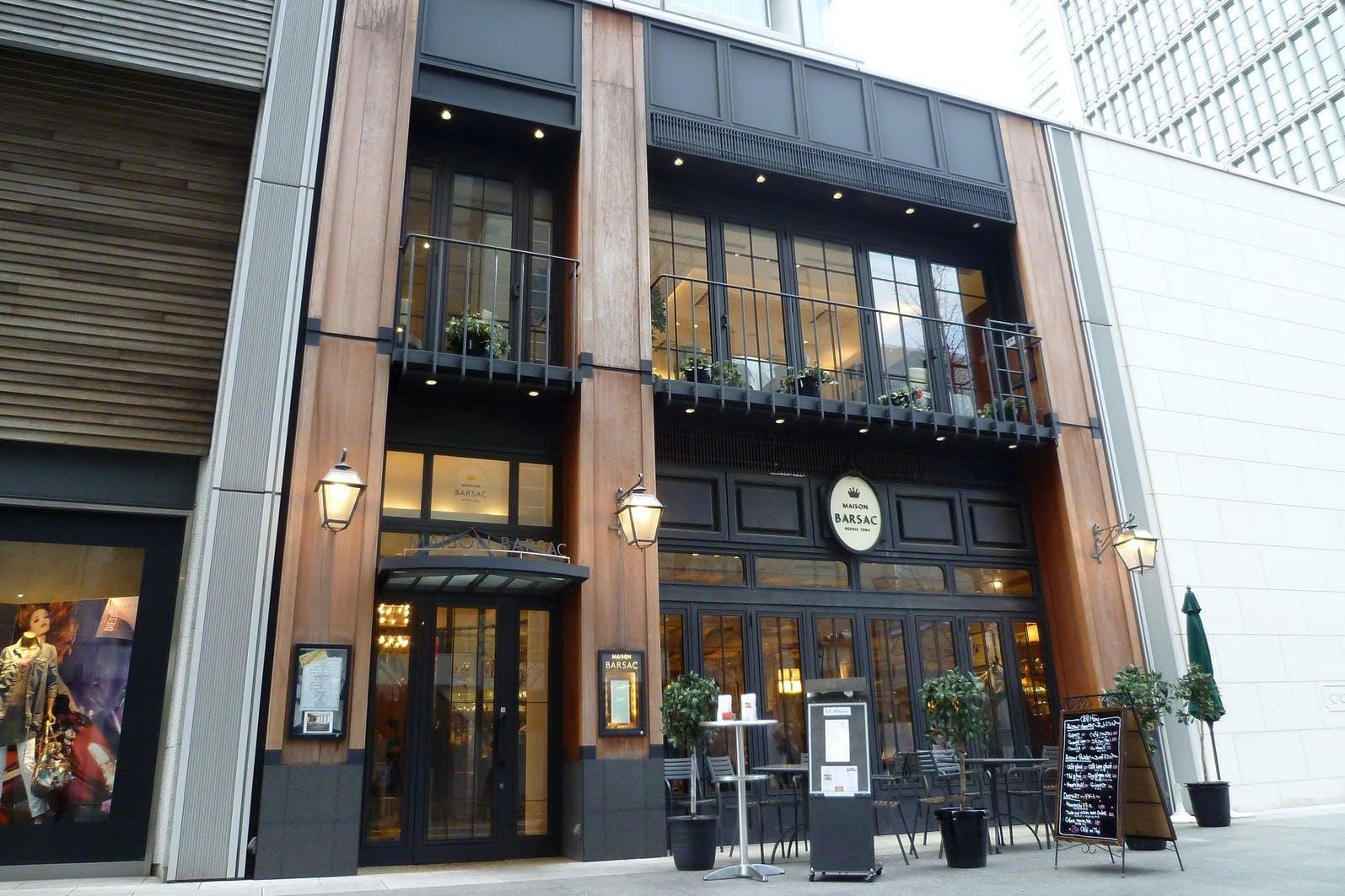 French & Cafe Maison Barsac (メゾン バルサック)【1F】
