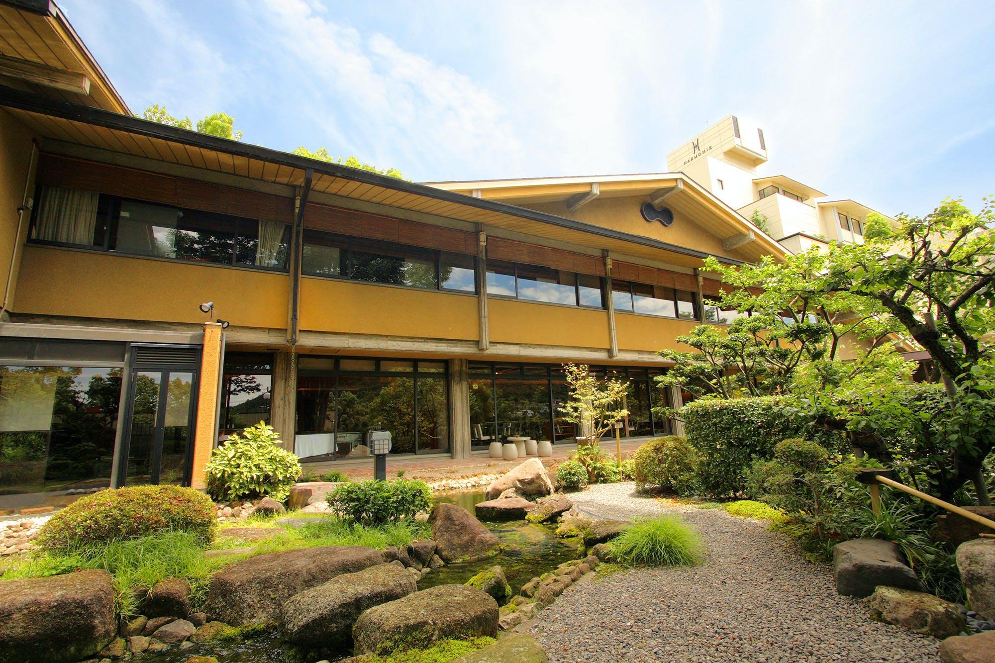 松風庵/ホテルアルモニーテラッセ