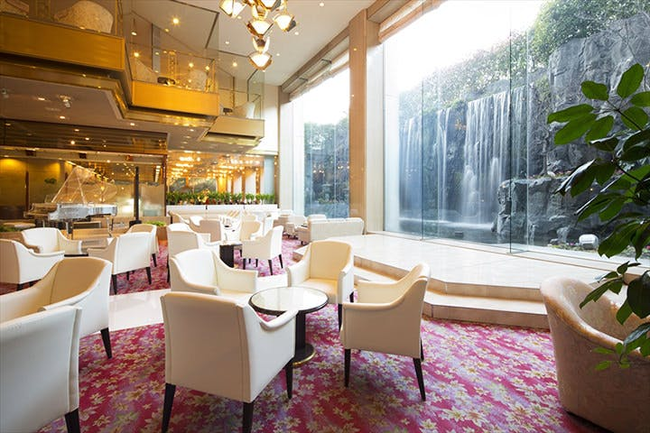 ティー&カクテル Koto Lounge/ANAクラウンプラザホテル京都