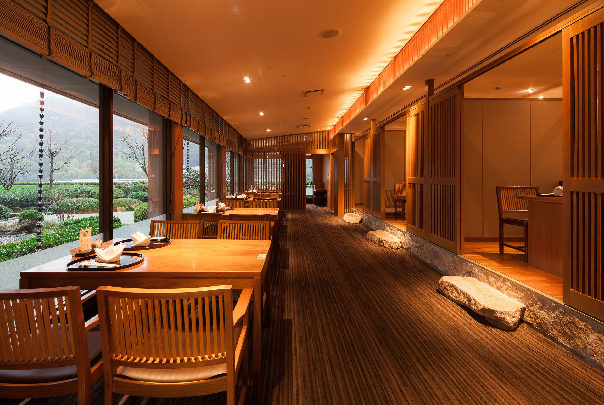 日本料理 雲海/松山全日空ホテル