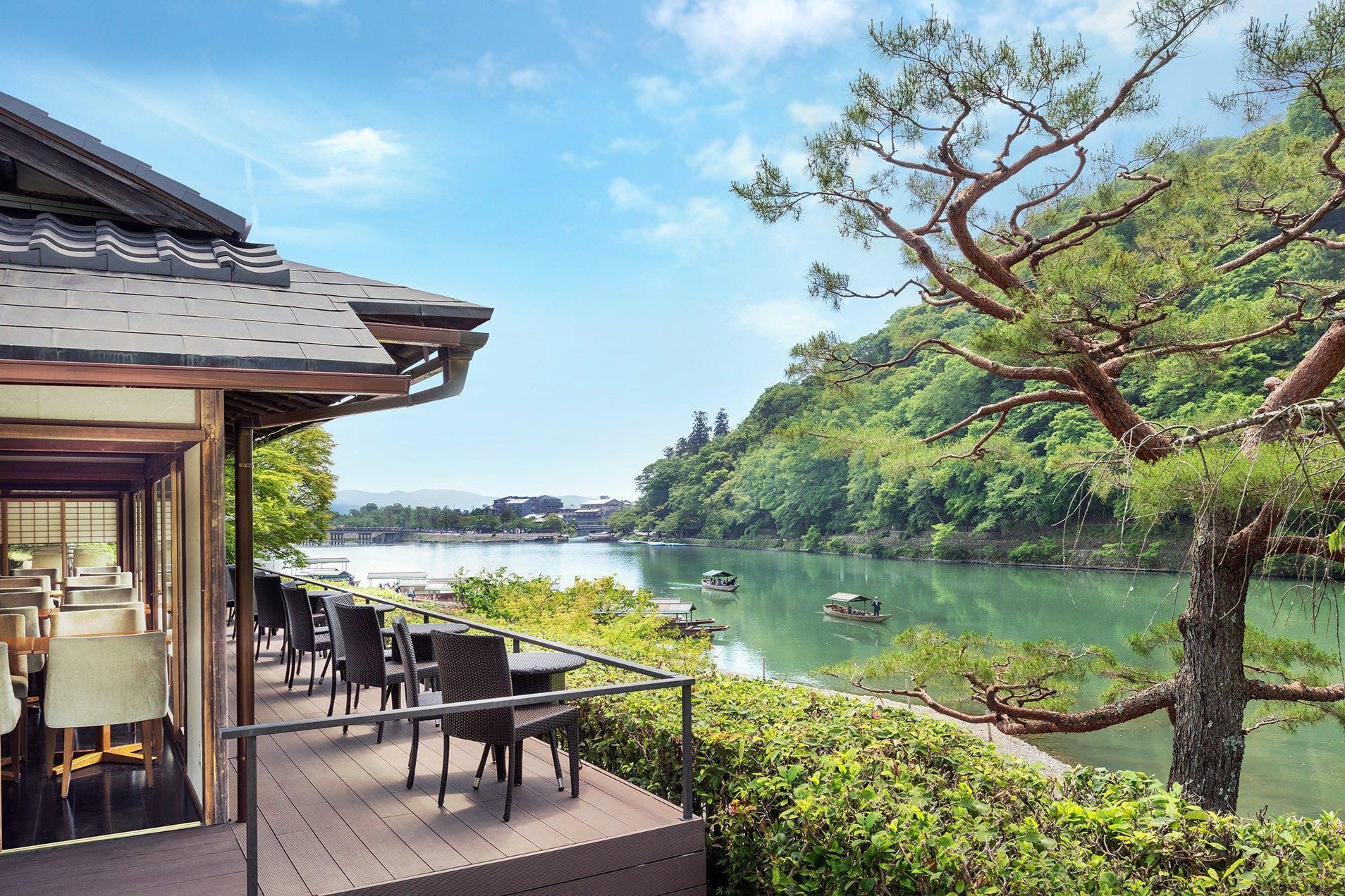 茶寮 八翠/翠嵐 ラグジュアリーコレクションホテル 京都