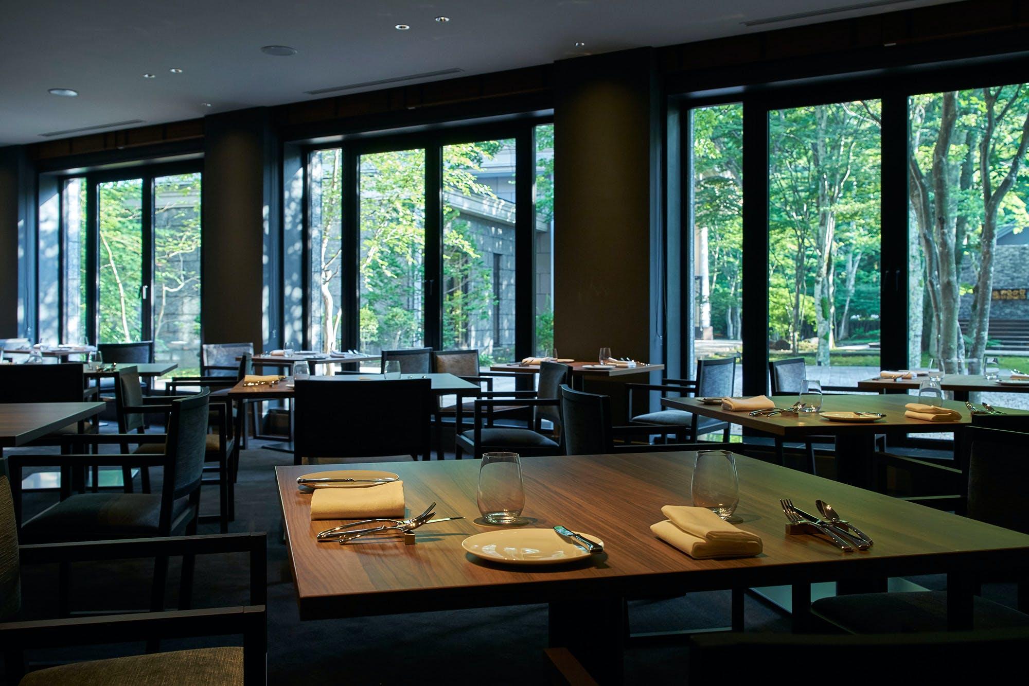Le Signe/旧軽井沢ホテル