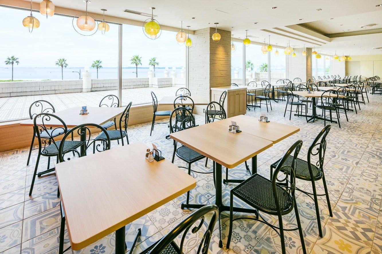 ダイニングスクエア ジ・アトリウム/東京ベイ舞浜ホテル クラブリゾート