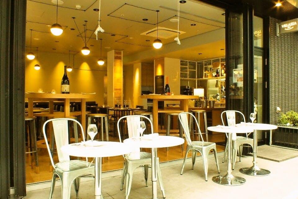 Italian Dining & Bar  VILLAZZA due�^�z�e���T�����[�g���