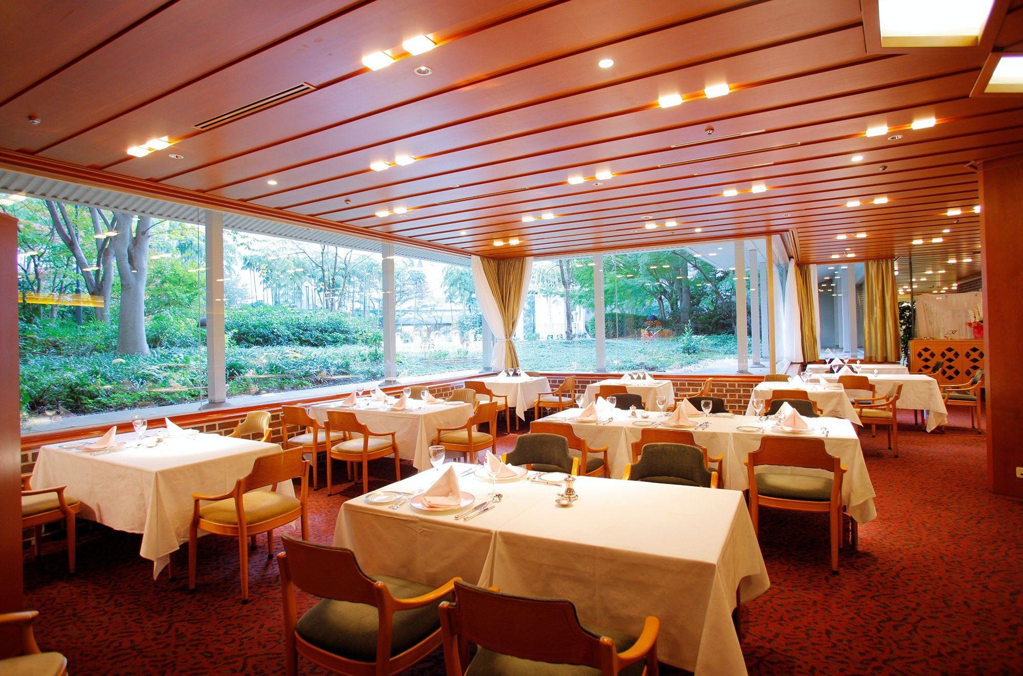 レストラン ボーセジュール/グランドプリンスホテル京都