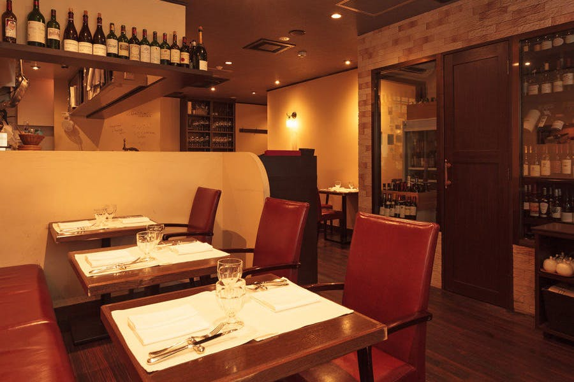 Wine Bar & Restaurant Bouteille
