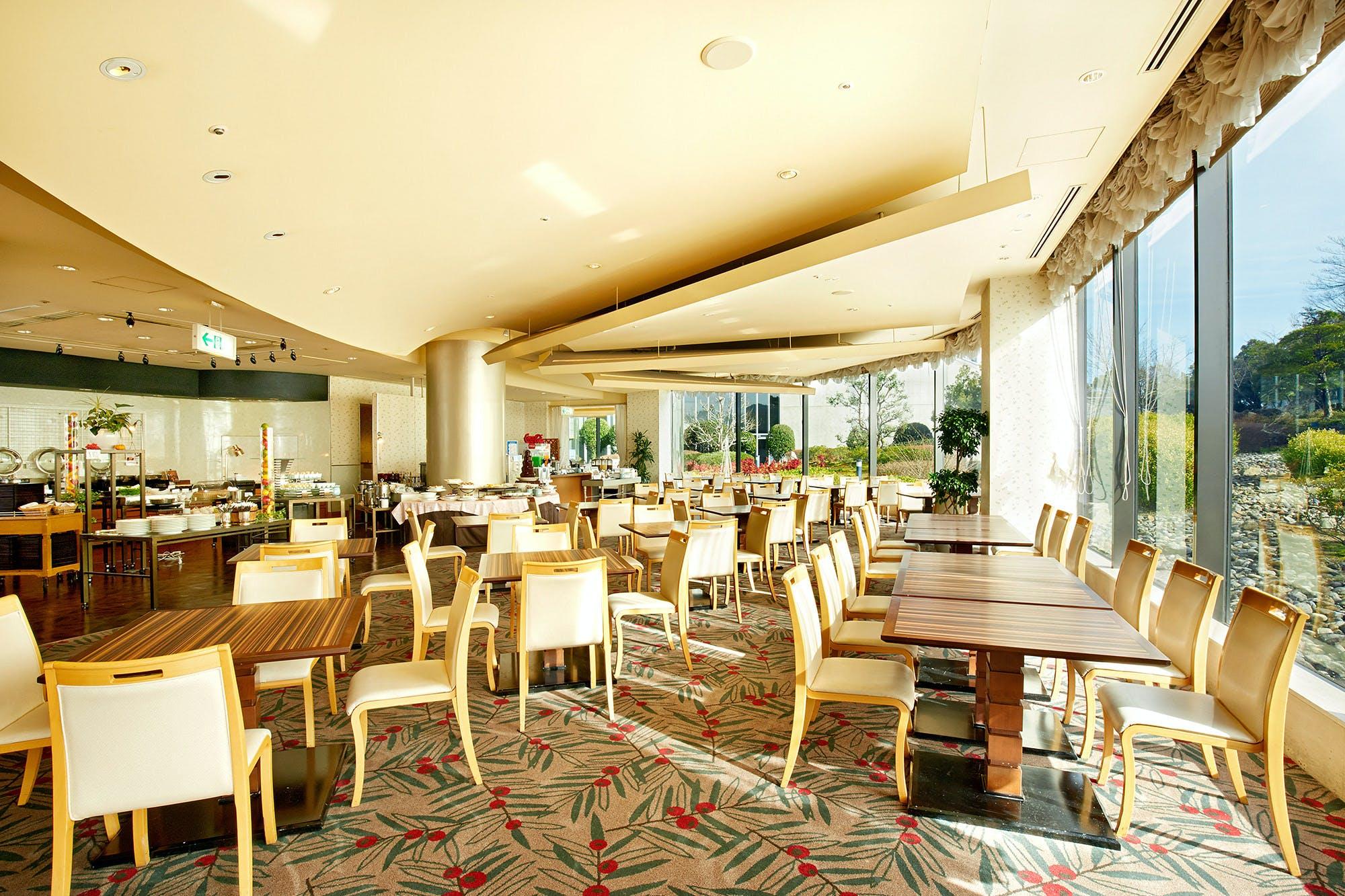 コンチネンタルレストラン フィレンツェ/岐阜都ホテル