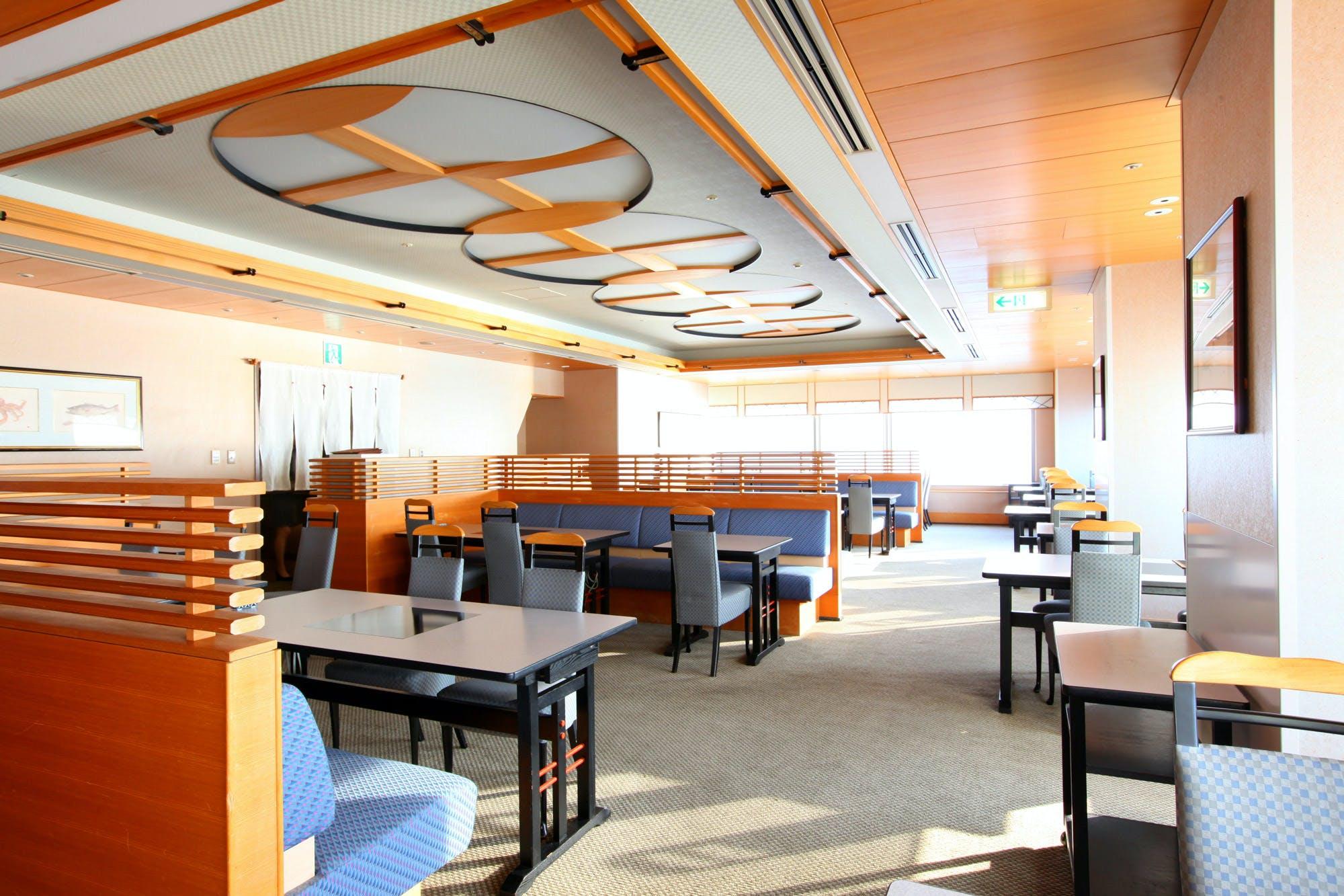 日本料理 有馬/スターゲイトホテル関西エアポート 52F