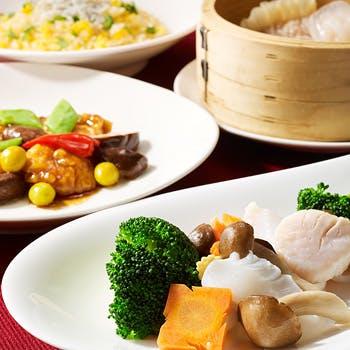 中国料理 満楼日園/東京プリンスホテルの写真