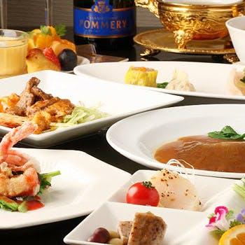 中国料理 イクスヴァン/ザ ロイヤルパークホテル 東京汐留の写真