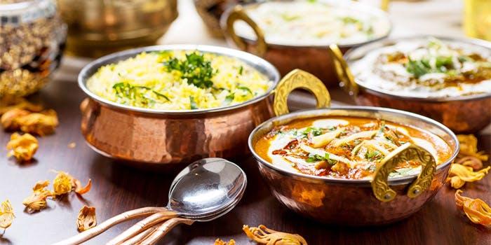 7位 アジア料理「フォレストガーデン」の写真2