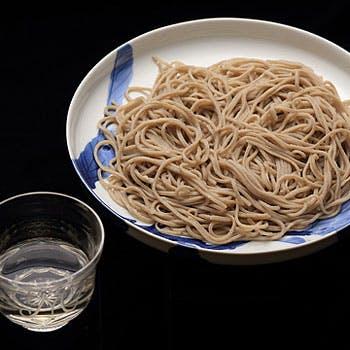 【カウンター席の御昼食】蕎麦御膳