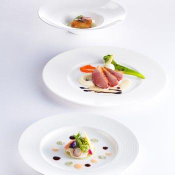 【平日限定】前菜からお魚、お肉料理、デザートまで野菜の美味しさを愉しむ全6品!通常12,387円→11,148円