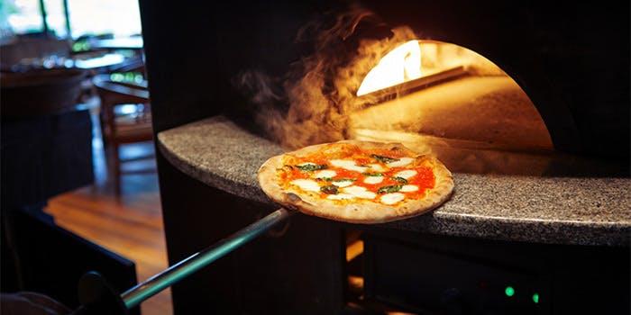 七条駅付近で抜群のおしゃれレストラン「トラットリア セッテ」の写真2
