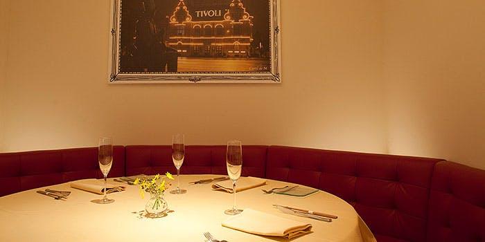 1位 個室予約可!フランス料理「キャレ ド ミュー」の写真2