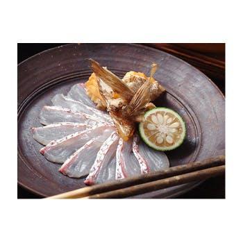 平日限定! 鯛柚子鍋コース