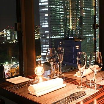 Restaurant Sky/三井ガーデンホテル銀座プレミアの写真