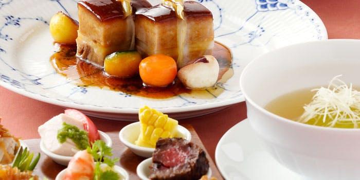 トゥーランドット游仙境の料理写真