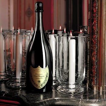 ドン・ペリニヨンなどワインリストのボトルワインを10%OFFの追加特典付き全7品プリフィックスディナー