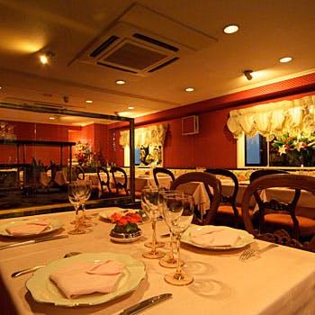 【乾杯酒付】11286円→9500円!選べる前菜や肉・魚料理、10種のデザートを楽しむデザートワゴンなど全6品