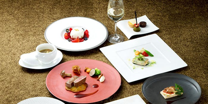 フランス料理 ル・トリアノン/グランドプリンスホテル高輪