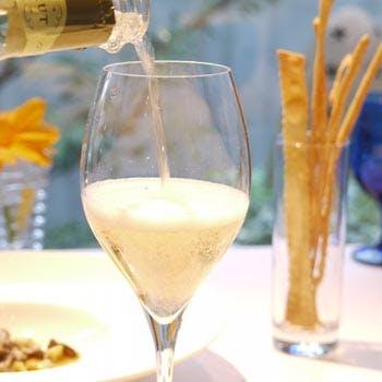 【お勧め】お食事に合わせてワインを堪能!シェフの厳選食材を楽しむマリアージュワイン付全7品